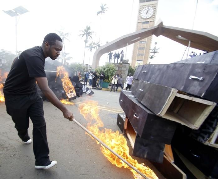 Boniface Mwangi-State-Burial-Ballot-Revolution-Jan-2013