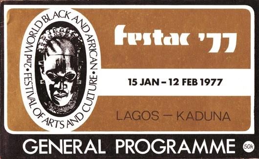 Festac 77 programme