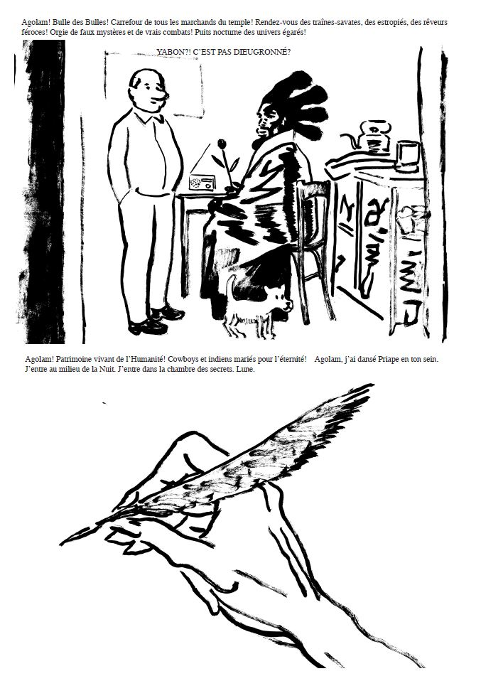 Yvan Alagbé - Histoireda pg3
