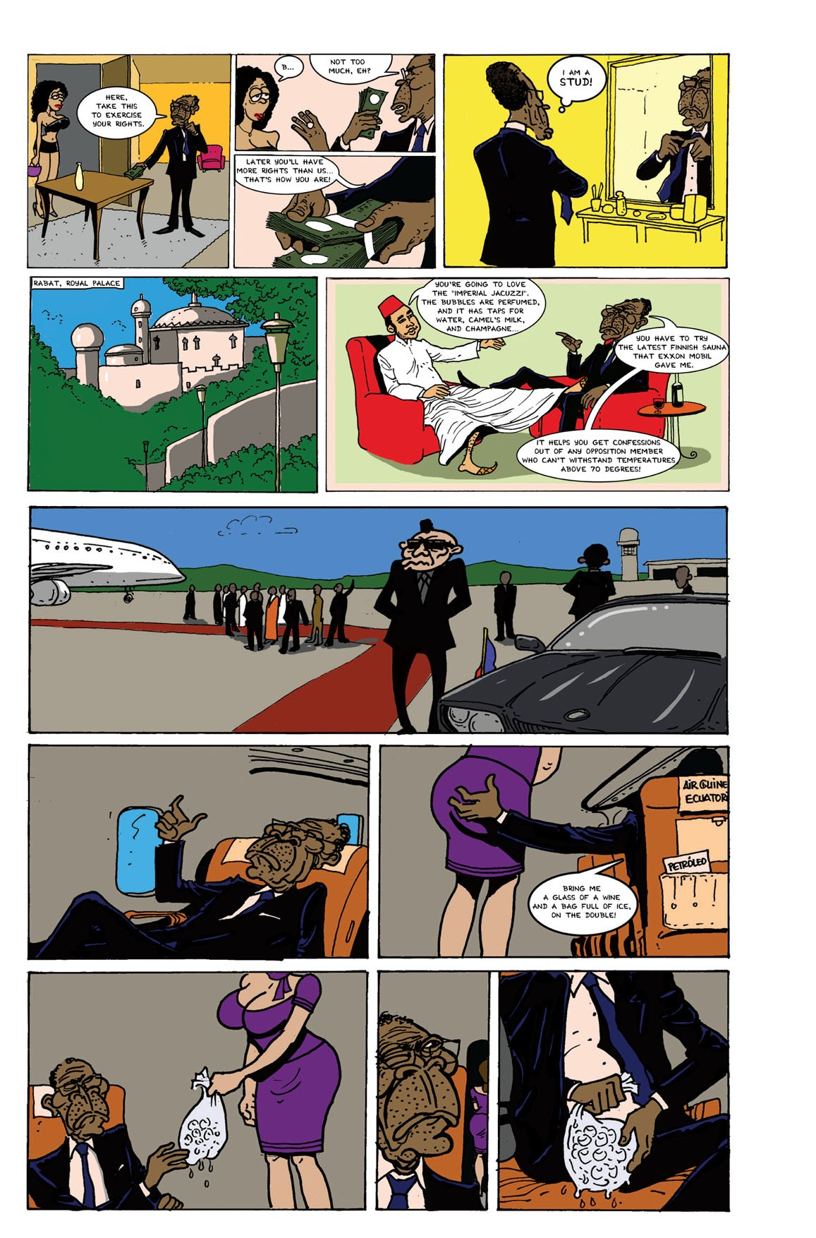 Jamón y Queso - Obi's Nightmare 2