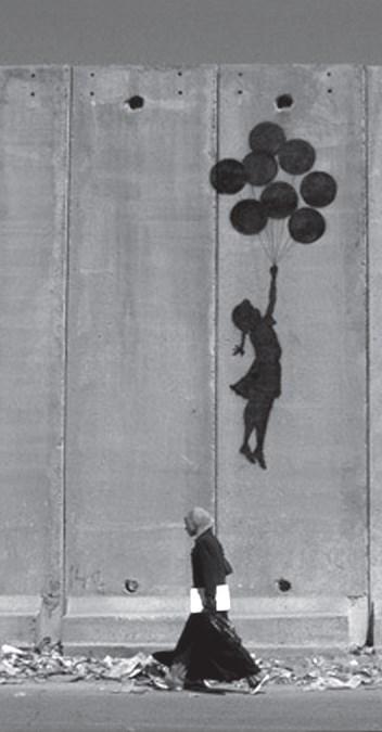 Banksy The Wall