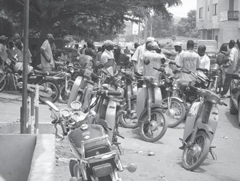 Cotonou, Exitour