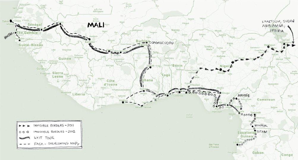 Overcoming Maps map