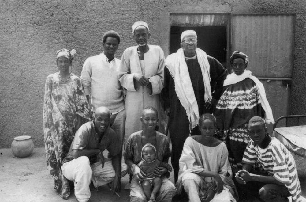 SekouTall family