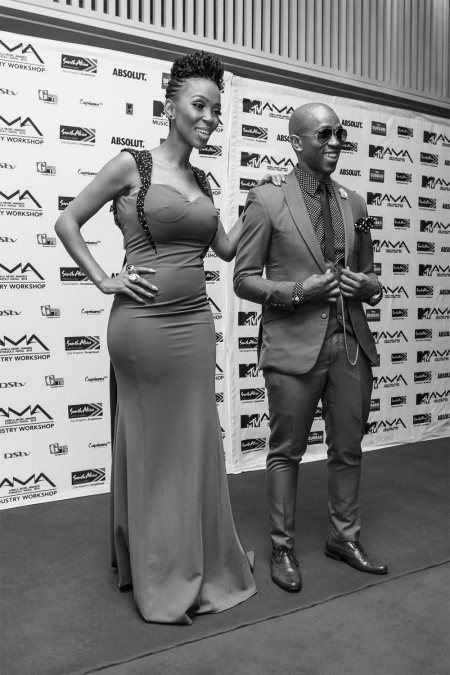 Behind the scenes at the MAMAs 2014: Mafikizolo